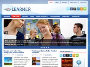 Learner-Free-WordPress-Theme