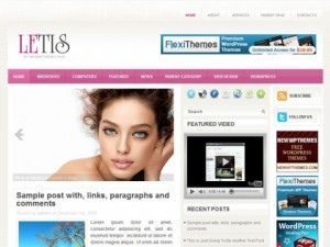Letis-Free-WordPress-Theme