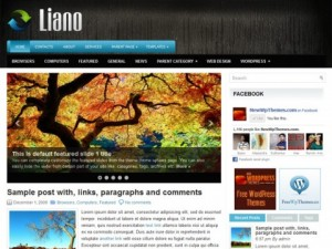 Liano-Free-WordPress-Theme