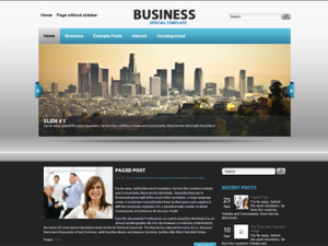 business_free_wp_themes