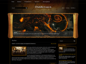 middleearth_free_wordpress