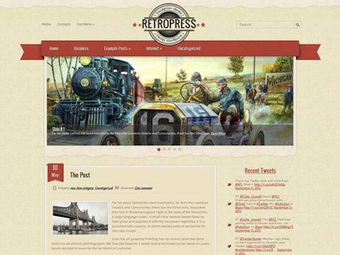 retropress_free_wp_themes